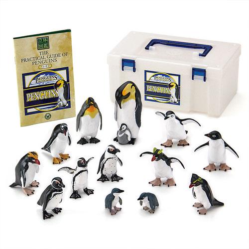 立体図鑑 ペンギンボックス