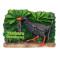 3D マグネット やんばるの生物 ヤンバルクイナ