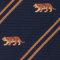 大型ネコ科動物のトラをモチーフにデザイン