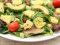 アニマルパスタで作るサラダ