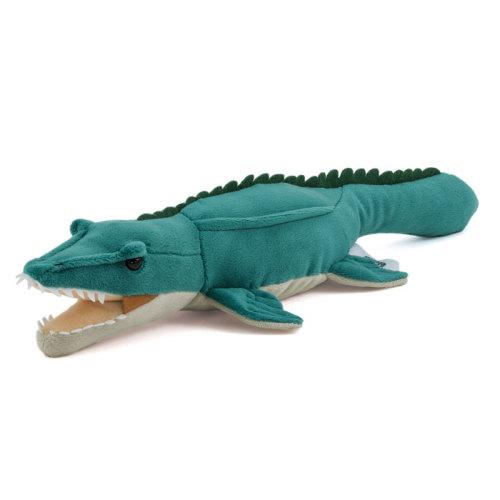 ぬいぐるみ ねそべりシリーズ モササウルス