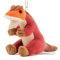 二足歩行の大型肉食恐竜、アロサウルスぬいぐるみマスコット