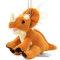 ぬいぐるみマスコット 恐竜 スティラコサウルス