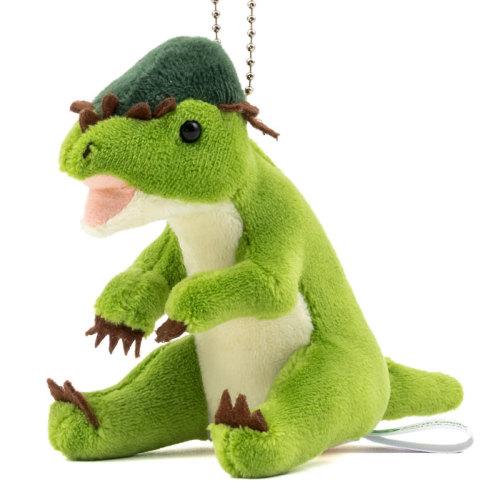 ぬいぐるみマスコット パキケファロサウルス