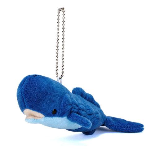 ぬいぐるみマスコット マッコウクジラ
